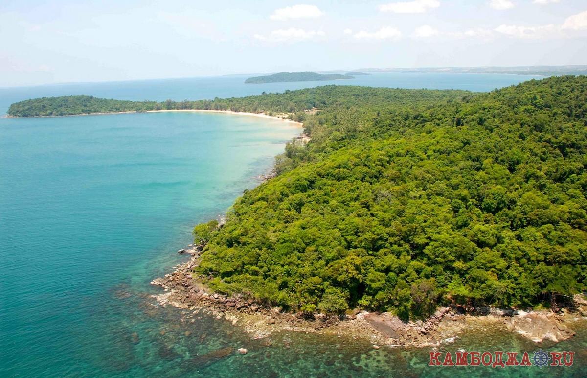 Остров Кох Руссей