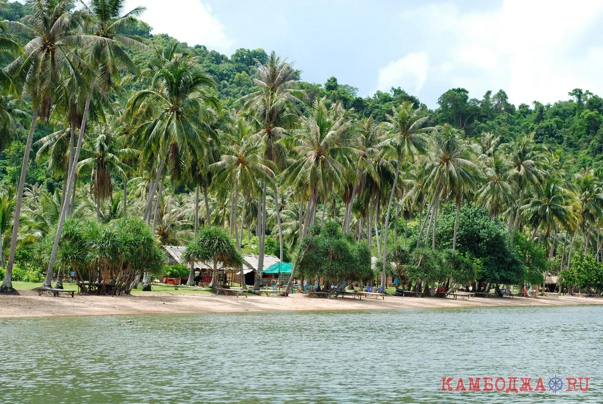 Остров Кох Тонсай
