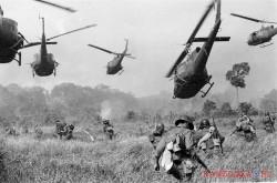 Американцы бомбят Камбоджу