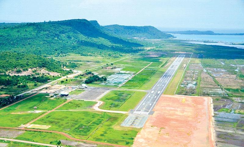 аэропорт Сиануквиля