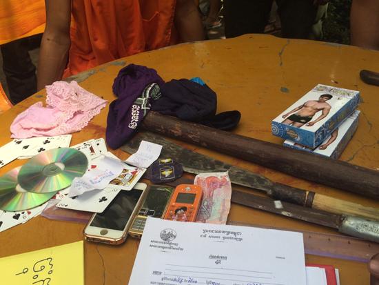Новости Камбоджи